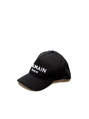 Balmain Balmain cap black
