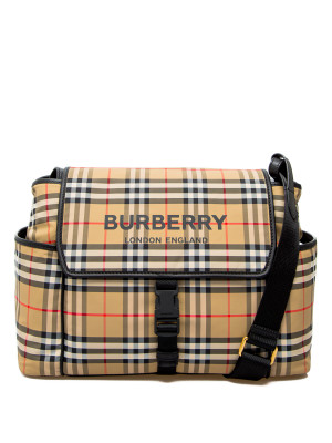 Burberry Burberry  flap diaper bag
