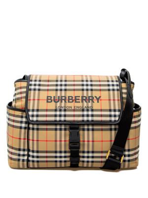 Burberry Burberry  flap diaper bag
