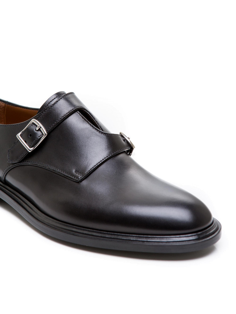 Givenchy monk strap 2 buckles black Givenchy  Monk Strap 2 Buckleszwart - www.credomen.com - Credomen
