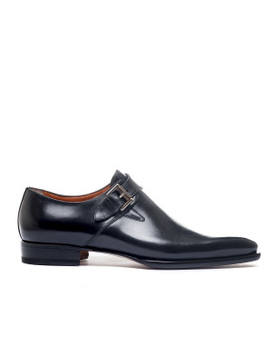 Santoni derby brown 101-00122