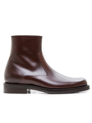 Balenciaga low boot brown 102-00063