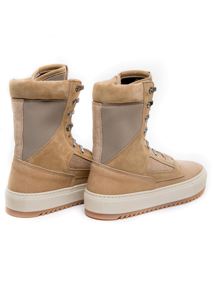 Android Homme. TACTICAL BOOT beige. Back. Zoom in Zoom Out