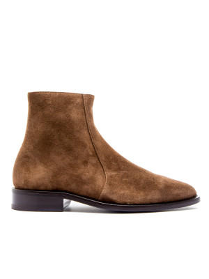 Balenciaga low boots brown 102-00105