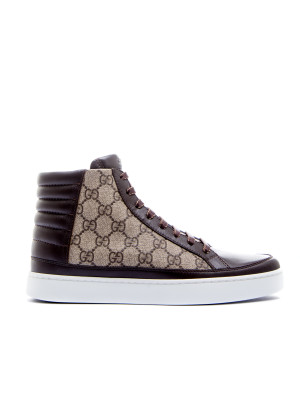Gucci low boots brown 102-00114