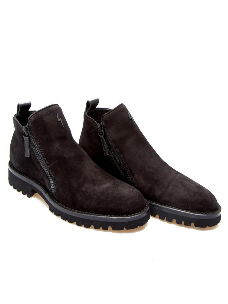 a basso prezzo 14647 c67d7 Giuseppe Zanotti Giuseppe Zanotti scarpe uomo velour