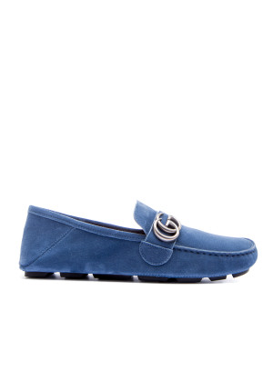 MOCCASINS QUEEN blue 103-00173