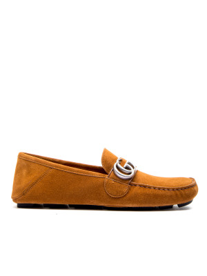 Gucci moccasins brown 103-00186