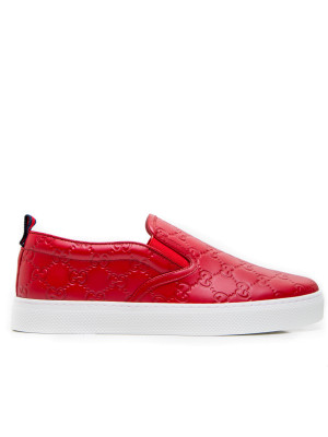 Gucci sport shoes red 104-01508