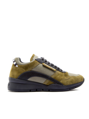 Dsquared2 sneaker green 104-01762