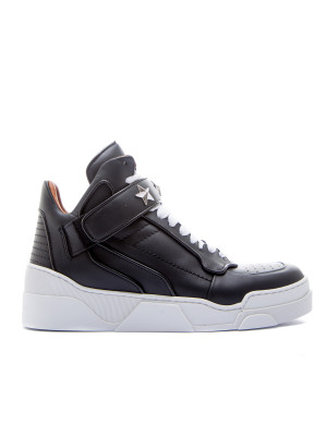 MID SNEAKERS STARS black 104-01763