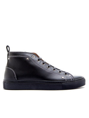 Givenchy mid sneakers rivets black