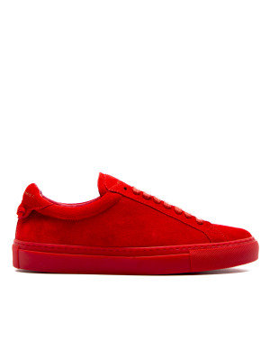 Givenchy low sneakers red