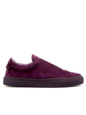 Givenchy low sneakers crimson