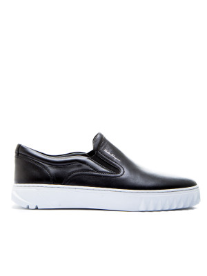 Salvatore Ferragamo crew 2 black 104-01972