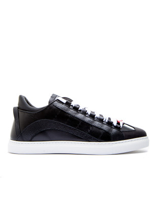 Dsquared2 sneaker low black 104-01981