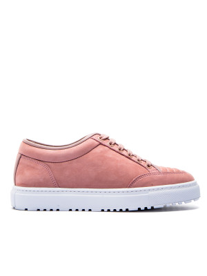 etq low 2 rose ribbed men pink 104-02078