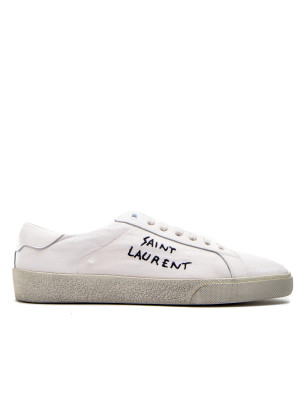 Saint Laurent sport shoes beige 104-02106