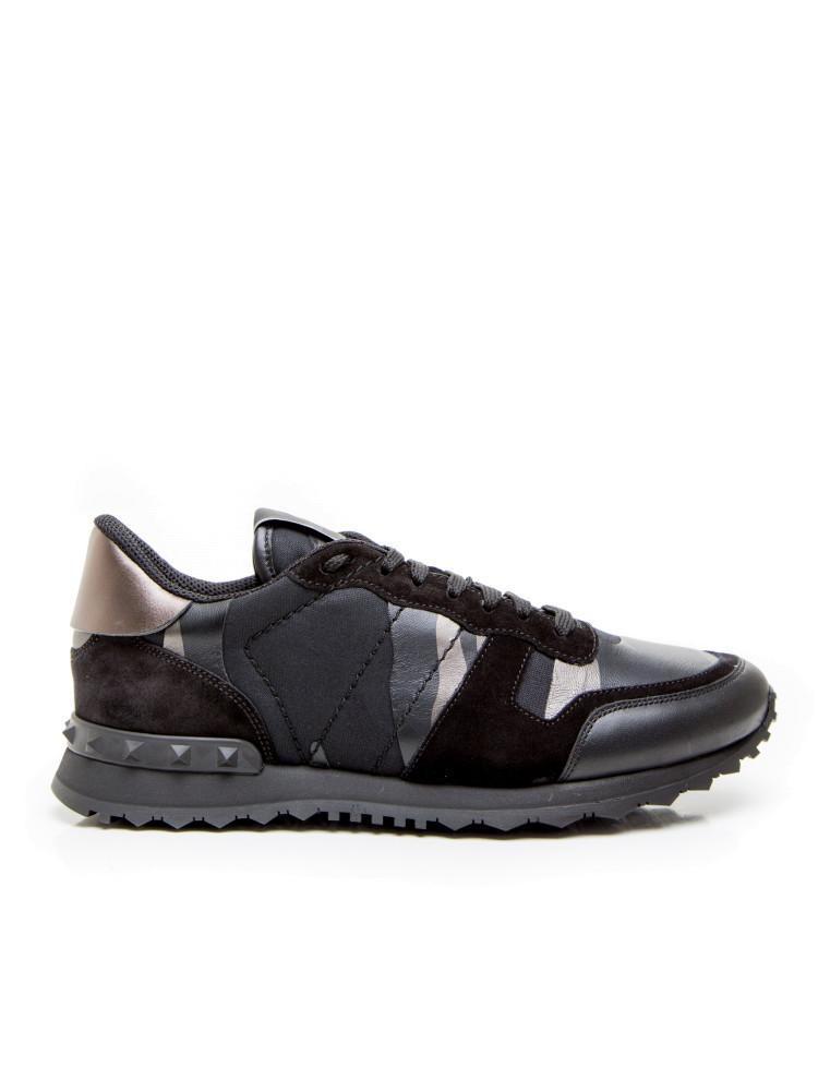 valentino sneaker multi credomen. Black Bedroom Furniture Sets. Home Design Ideas