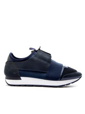 Balenciaga sport shoes blue 104-02161