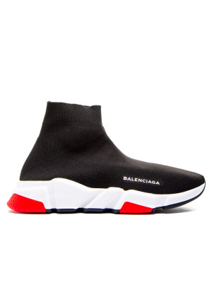 Balenciaga sport shoes black 104-02165