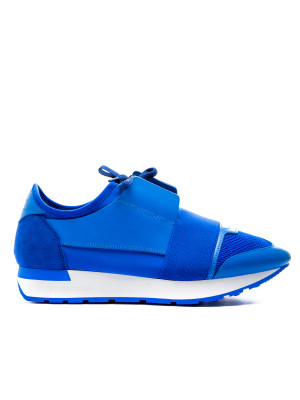 Balenciaga sport shoes blue 104-02170