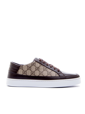 Gucci sport shoes brown 104-02180