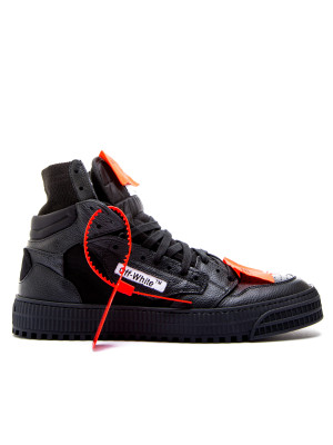 Off White low 3.0 sneaker black 104-02227