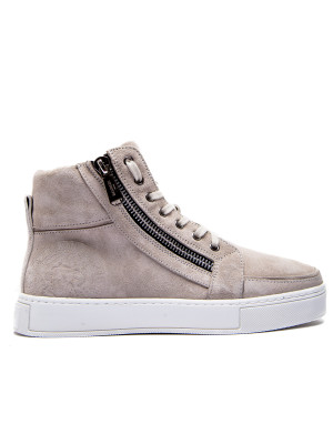 Balmain high top sneaker jude 104-02455