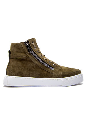 Balmain high top sneaker jude 104-02457