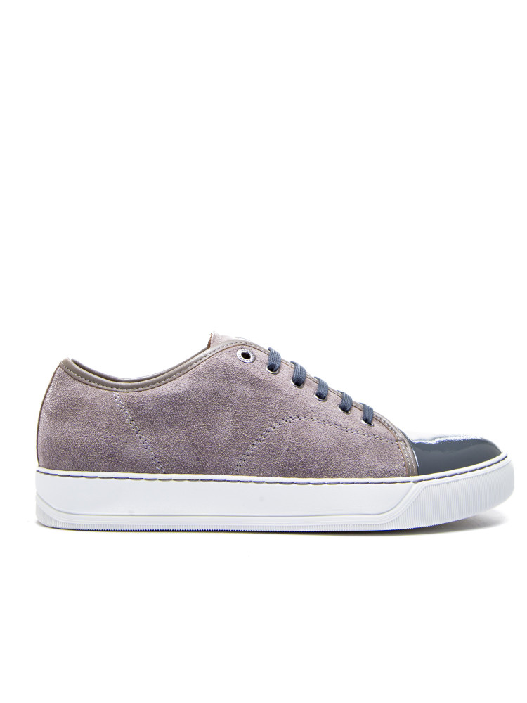 Lanvin captoe low top sneaker Lanvin  CAPTOE LOW TOP SNEAKERgrijs - www.credomen.com - Credomen