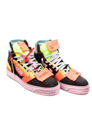 Off White off court sneaker
