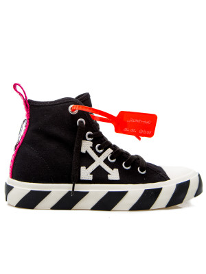 Off White mid top sneaker 104-03001