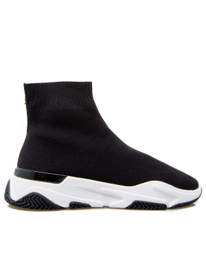 mallet sock runner black 104-03116