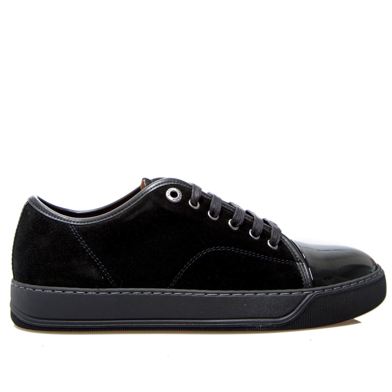 Lanvin Captoe Low Top Sneaker   Credomen