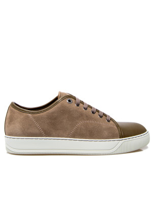Lanvin captoe low to sneakers 104-03922