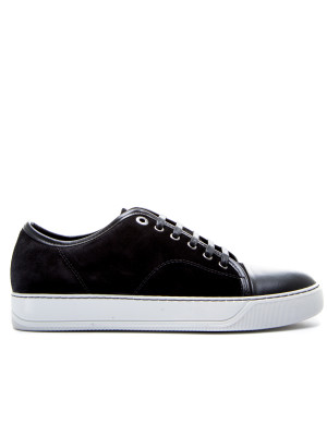 Lanvin captoe low to sneakers 104-03923