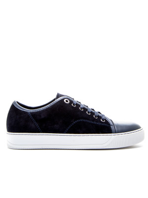 Lanvin captoe low to sneakers 104-03924