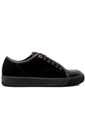 Lanvin captoe low to sneakers 104-03925