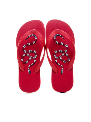 Gucci sandals red 105-00103