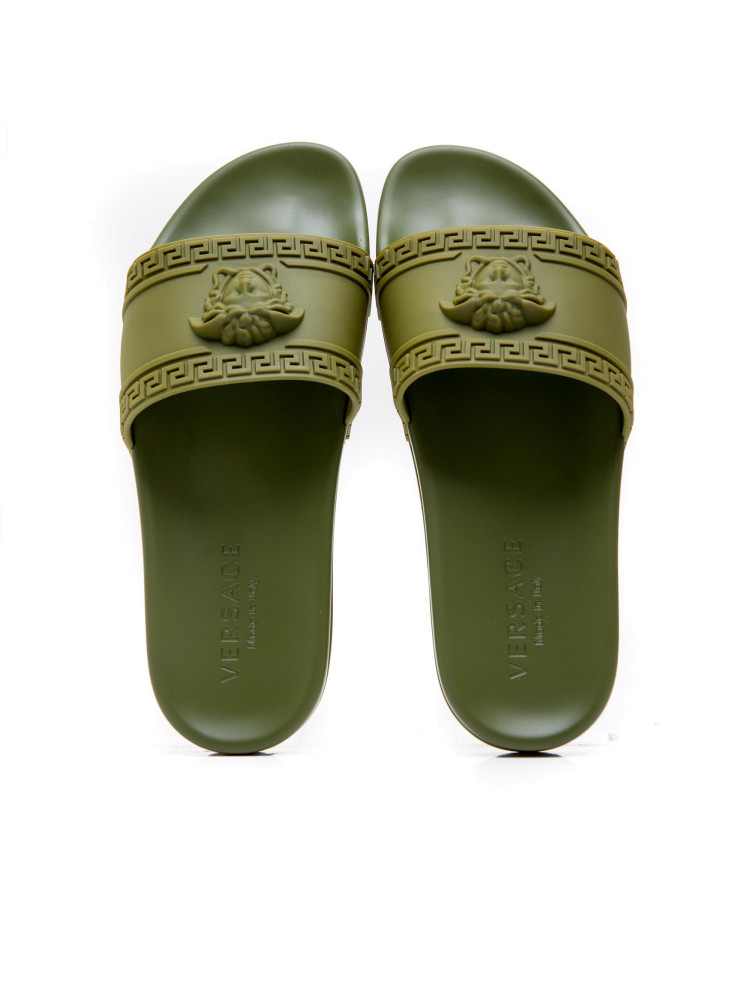 Versace Thong Gomma Green Credomen