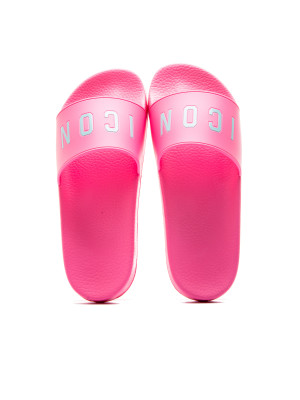 Dsquared2 slide sandal icon pink 105-00180