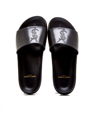 Saint Laurent sandals jimmy 20 ysl black 105-00194