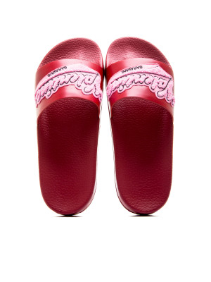 Valentino slide red 105-00205