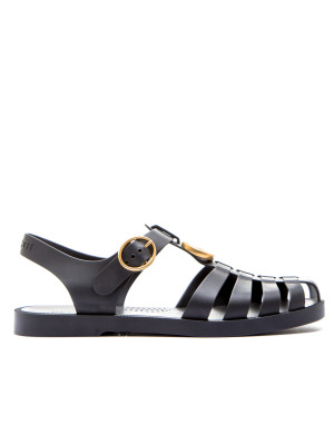 Gucci sandals black 105-00219