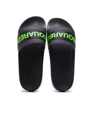 Dsquared2 slide sandal logo 105-00291