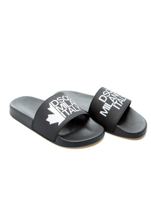 Dsquared2 slide sandal 105-00330