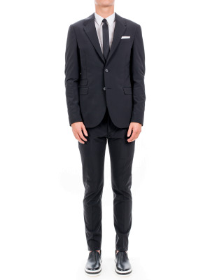 neil barrett suit black 412-00104