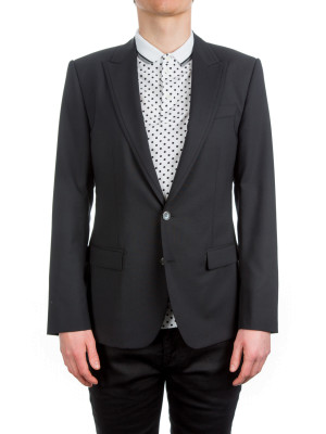 2B SuitJacket black 412-00132