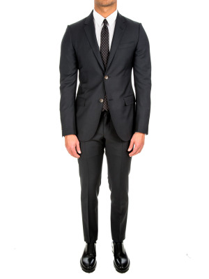 Gucci formal suit grey 412-00141
